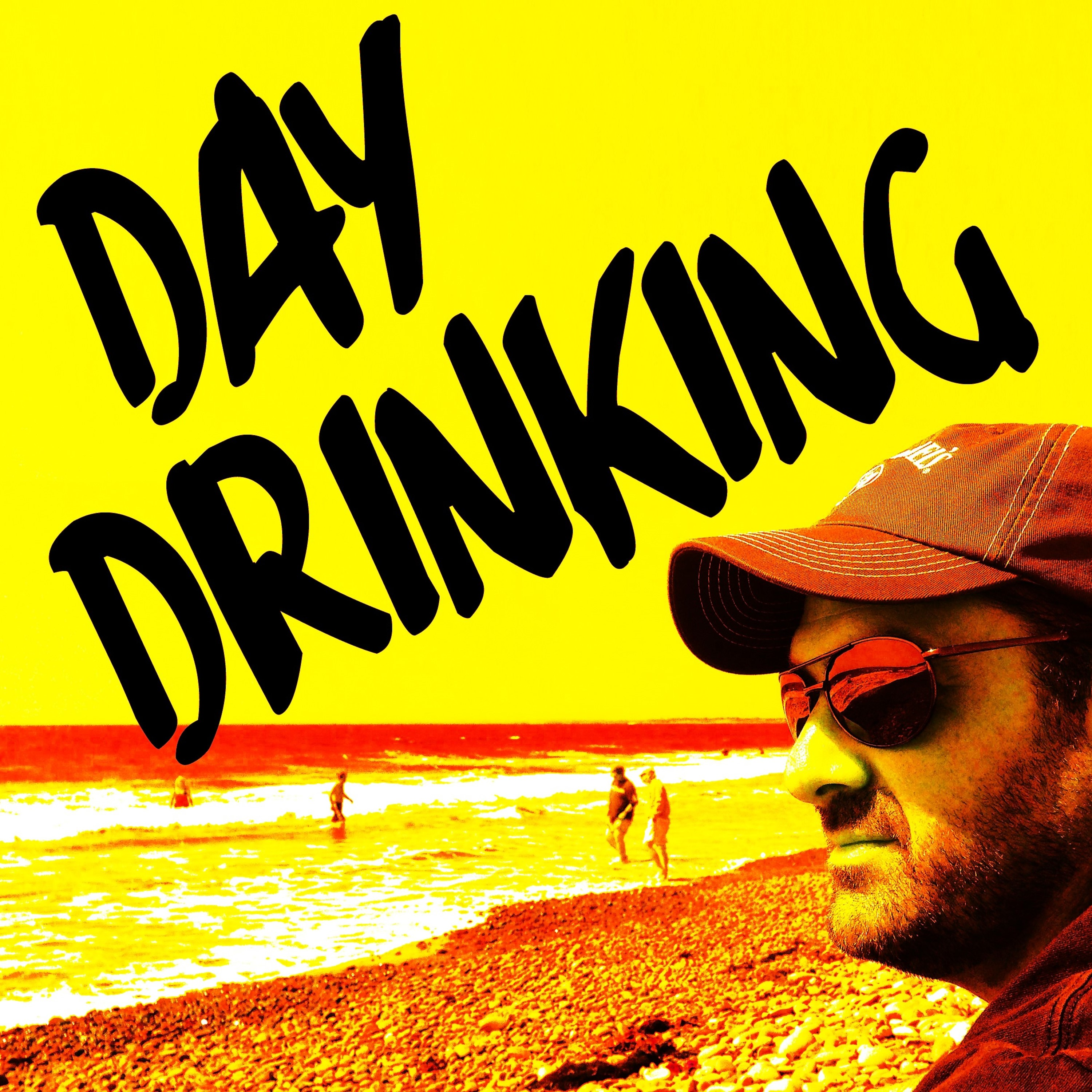 Art for Day Drinking by Guy Paul Thibault