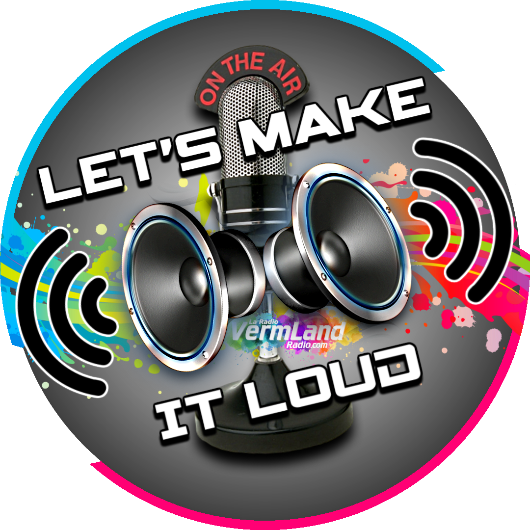 Art for Let's Make It Loud (20210413 Edited) by DJVERM,AKAI,ONQUACK