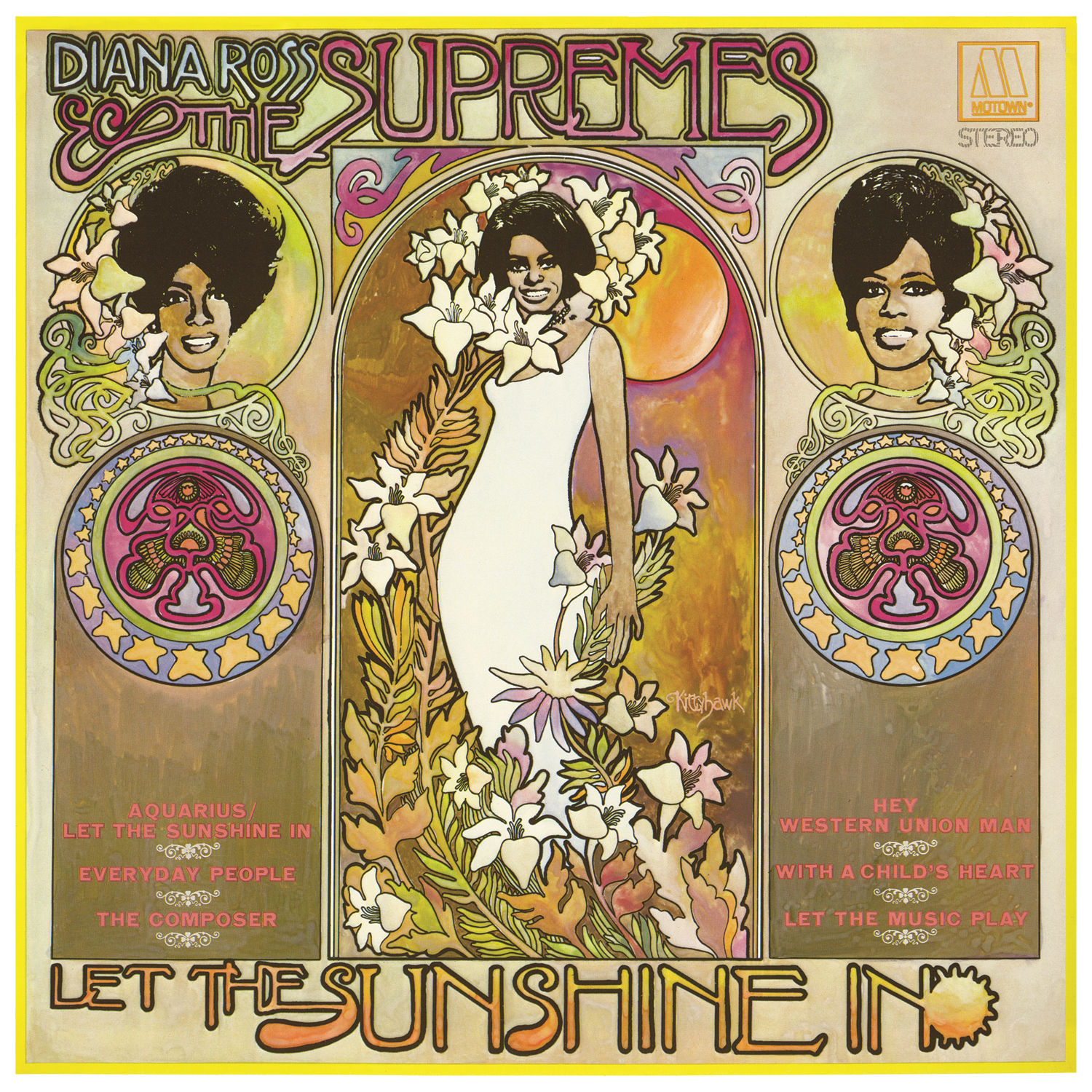 Art for I'm Livin' In Shame - #98 for 1969 by Diana Ross & The Supremes