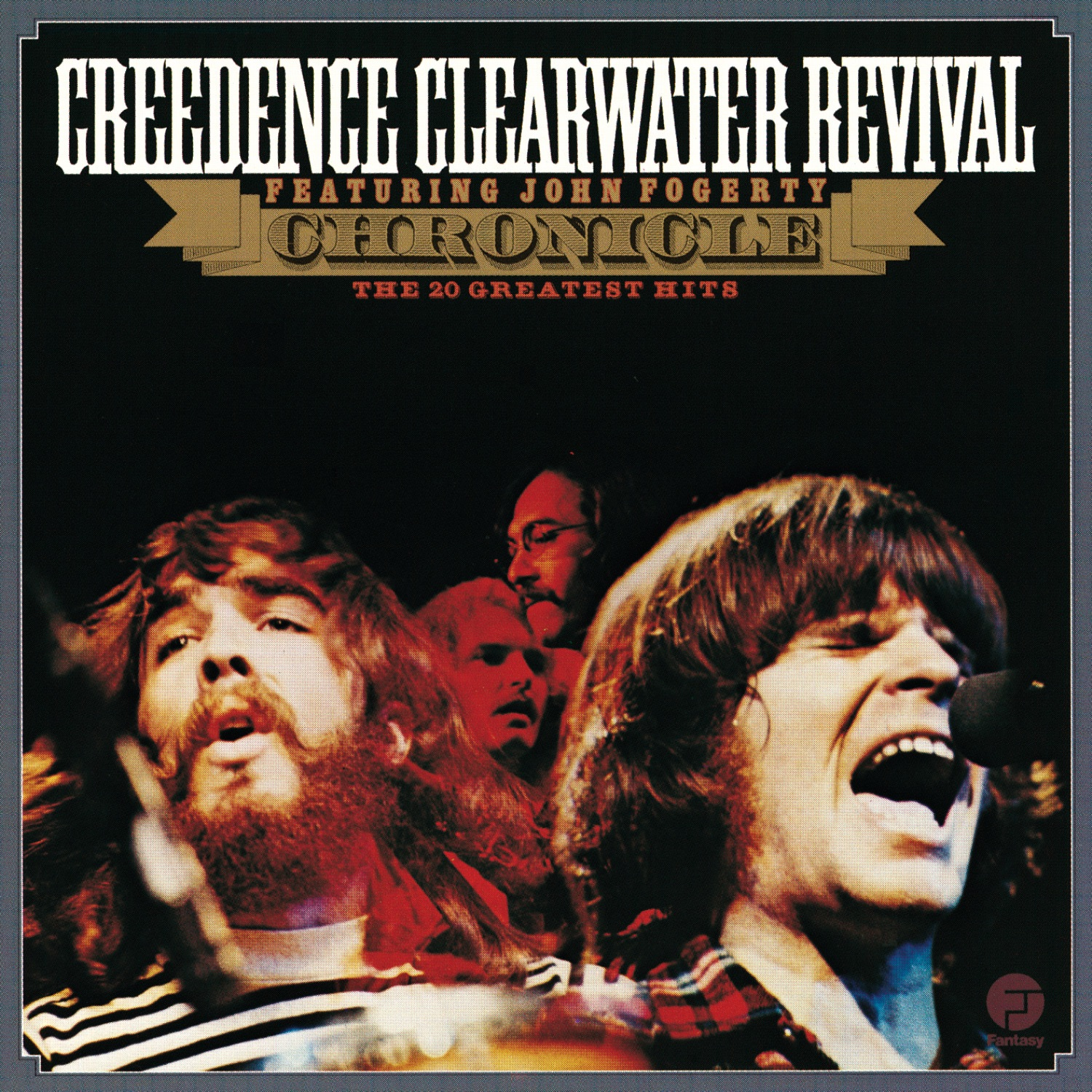 Art for Lookin' Out My Back Door by Creedence Clearwater Revival