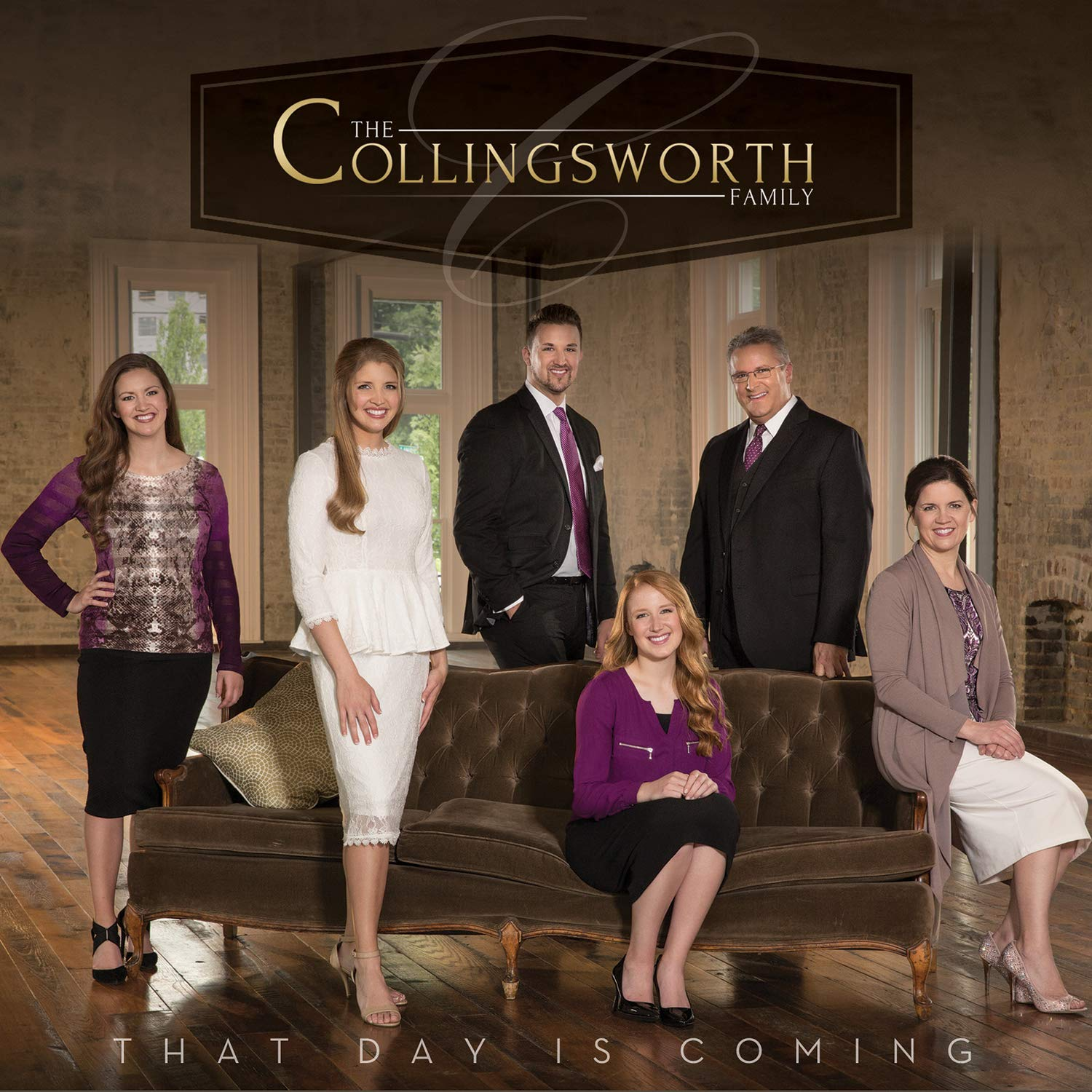 Art for What the Bible Says by COLLINGSWORTH FAMILY