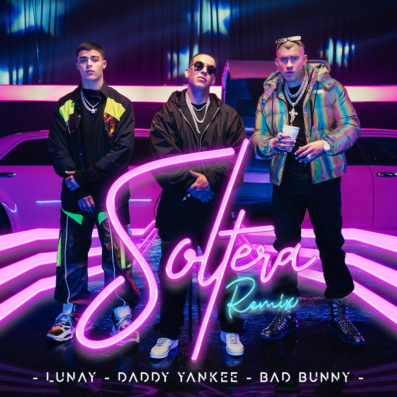 Art for Soltera (Remix) by Lunay, Daddy Yankee, Bad Bunny