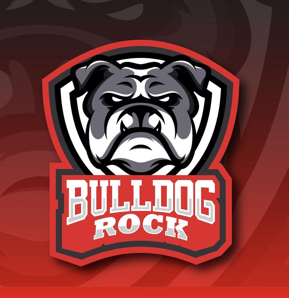 Bulldog Rock logo