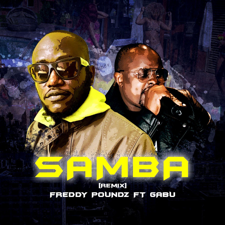 Art for Samba by Freddy Poundz feat. Gabu