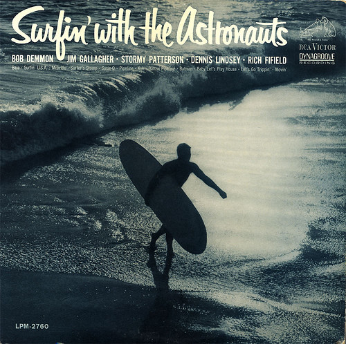 Art for Surfers Stomp by The Astronaunts