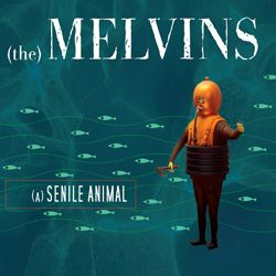 Art for The Hawk by The Melvins