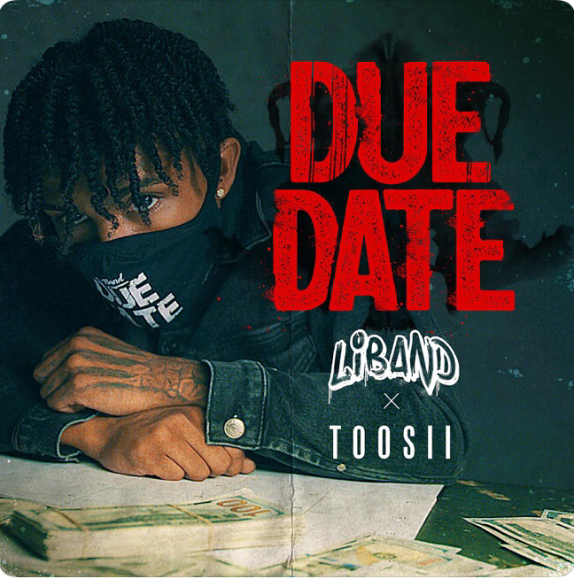 Art for Due Date feat. Toosii by Liband