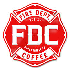 Art for fire dept coffee by Jimmy Jay