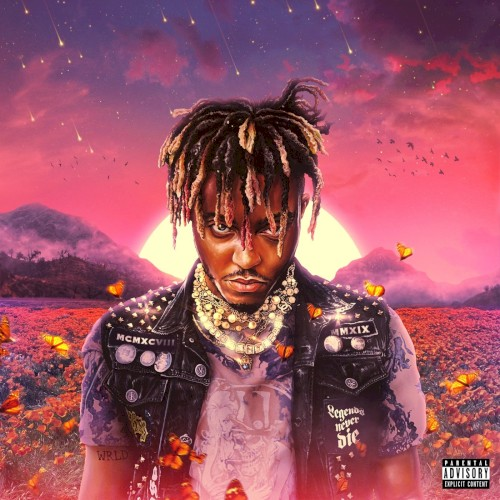 Art for Smile by Juice WRLD & The Weeknd