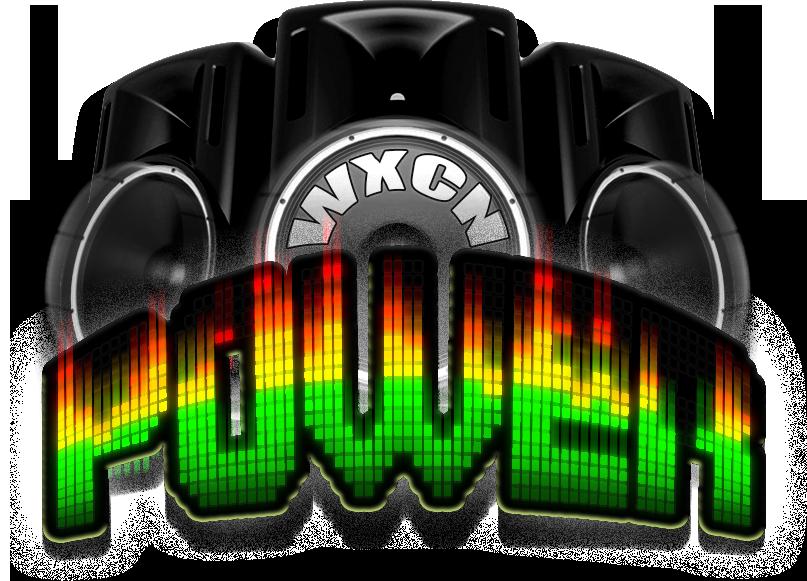 WXCN POWER RADIO logo