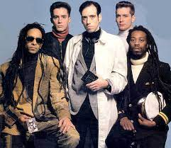 Art for Rush by Big Audio Dynamite