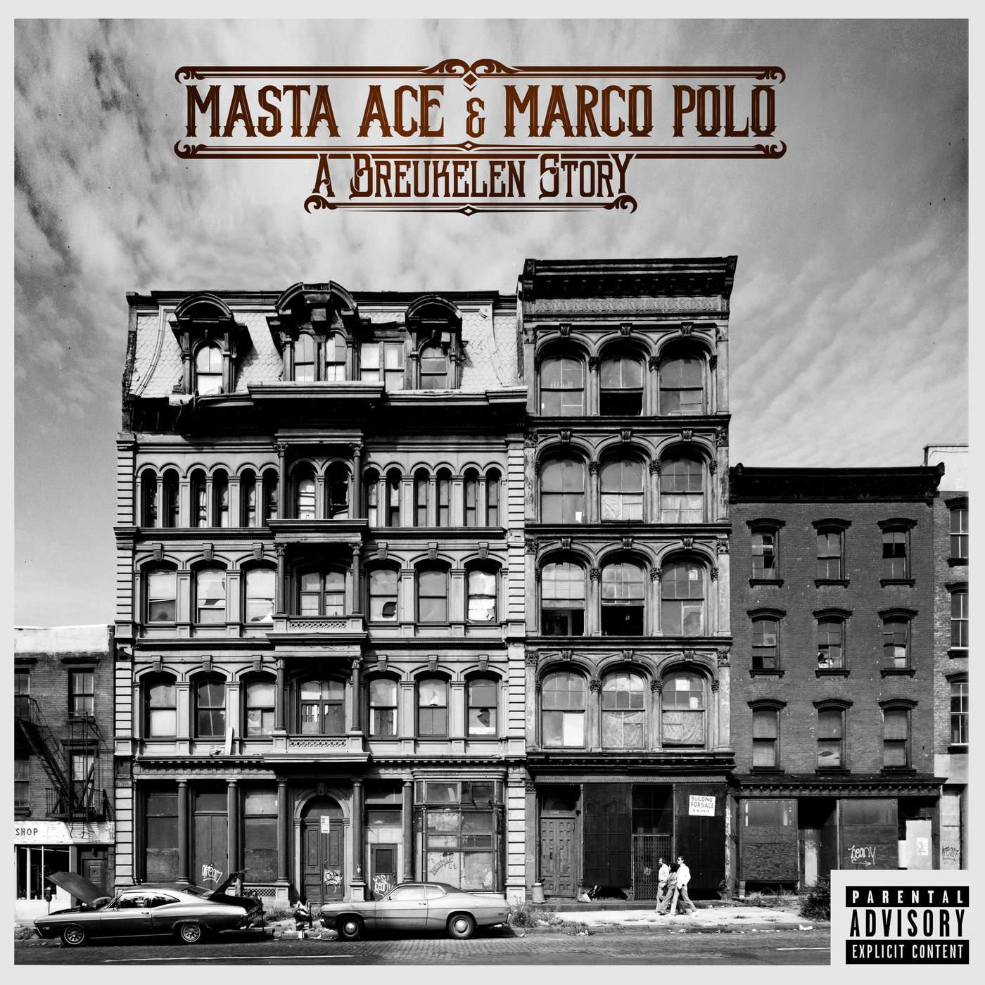 """Art for Breukelen """"Brooklyn"""" feat. Smif-N-Wessun by Masta Ace & Marco Polo"""