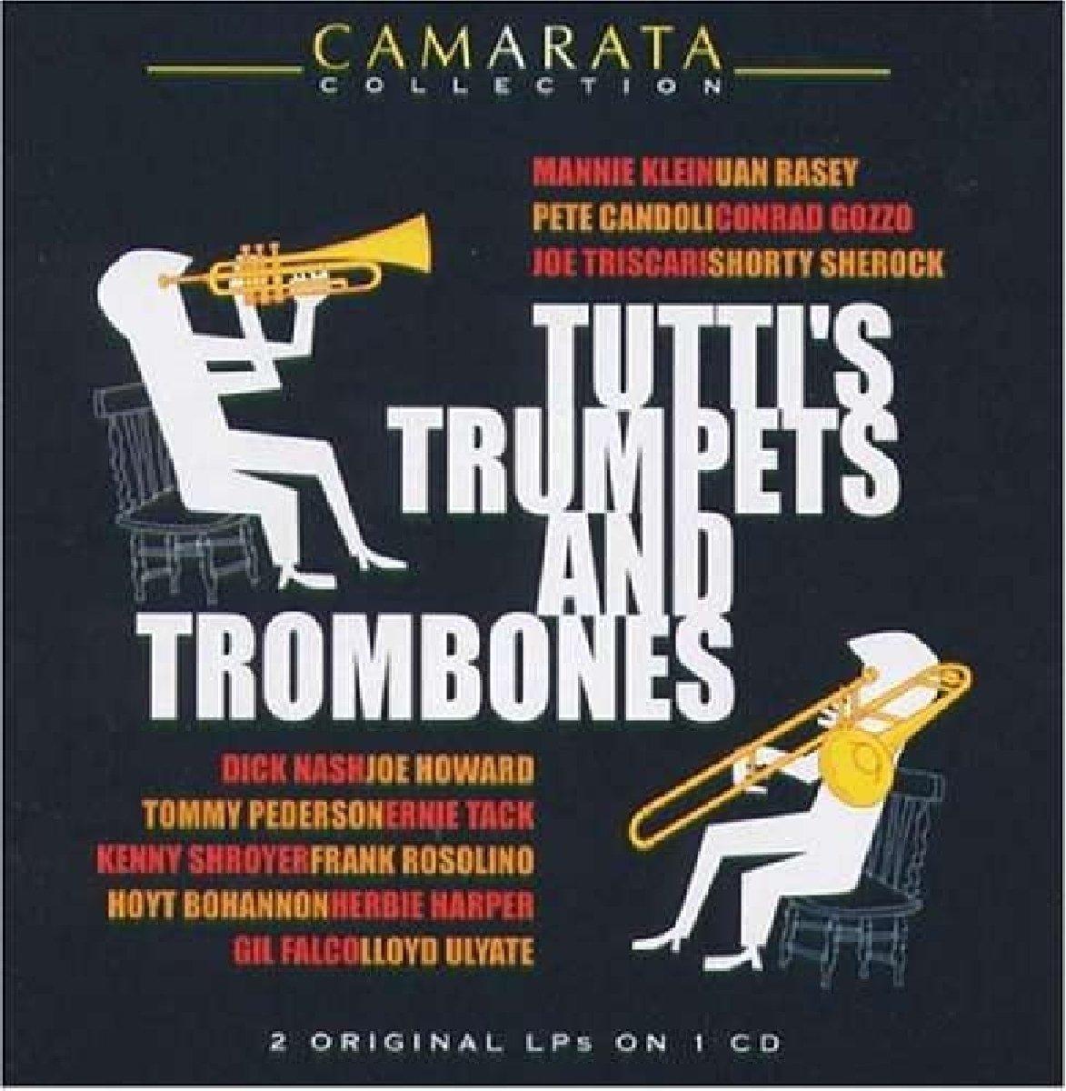 Art for Lassus Trombone by Tutti Camarata