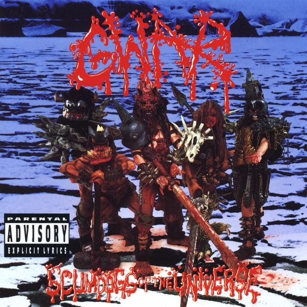 Art for The years without Light by Gwar
