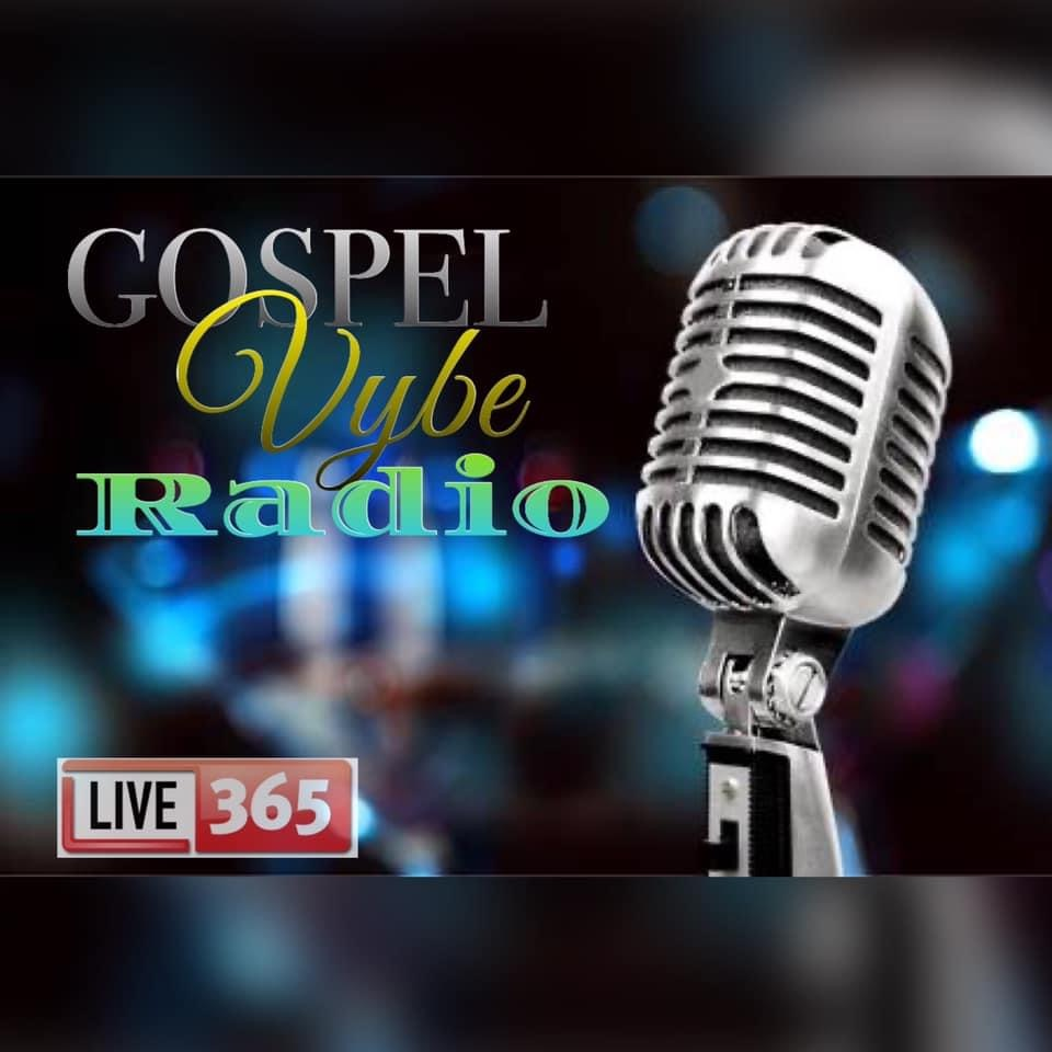 The Gospel Vybe logo