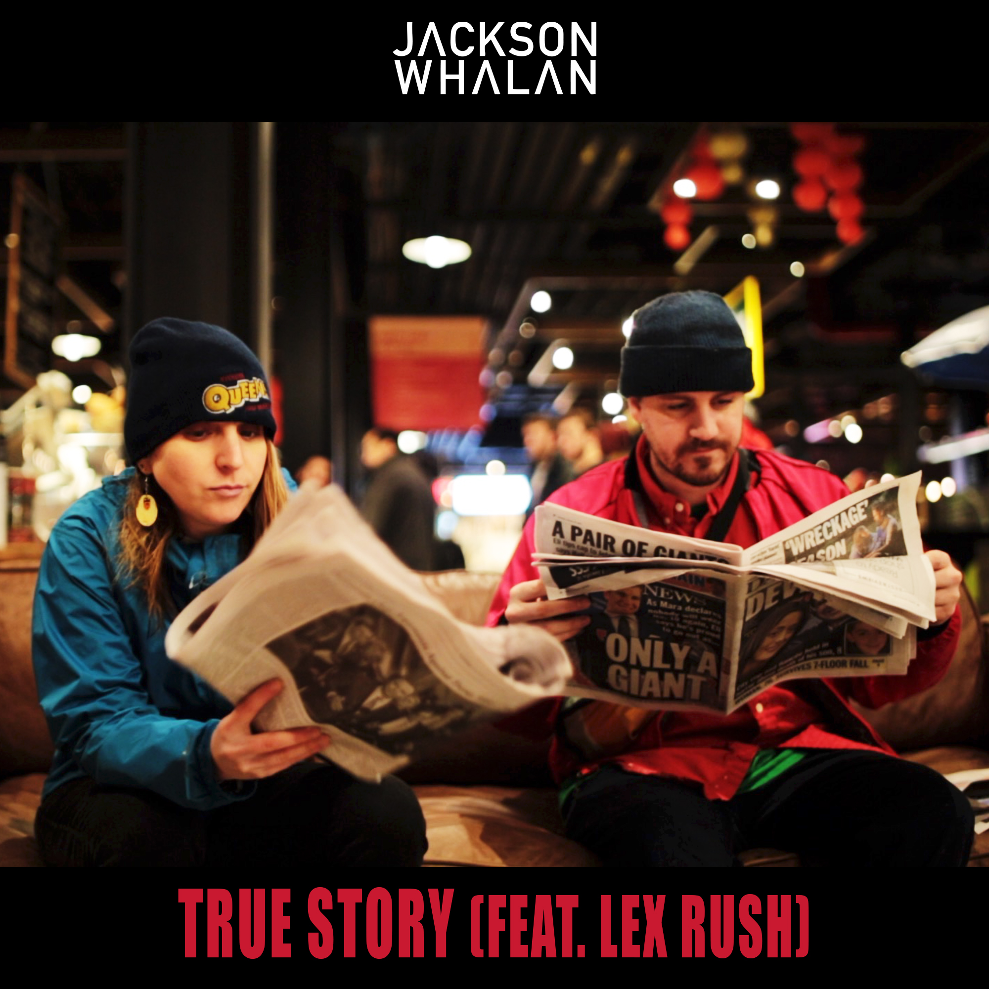 Art for True Story (feat. Lex Rush) by Jackson Whalan