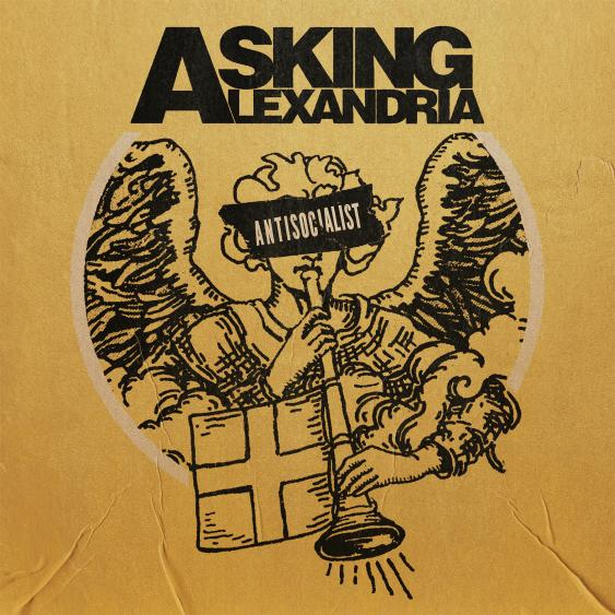 Art for Antisocialist by Asking Alexandria