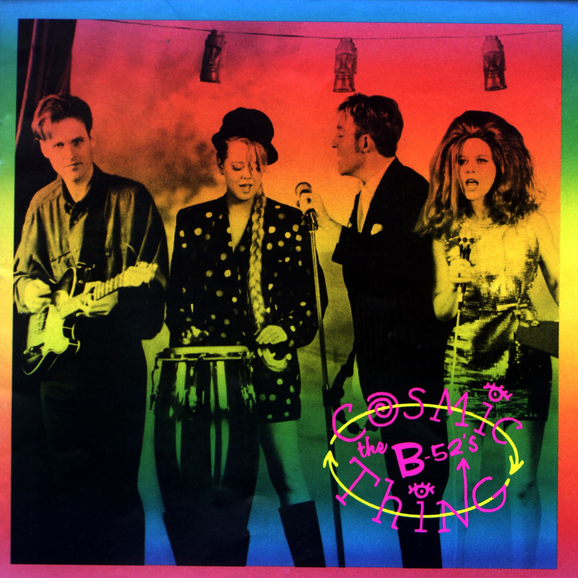 Art for Love Shack by The B-52's