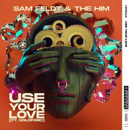 Art for Use Your Love (Extended Mix) by Sam Feldt & The Him f./Goldford