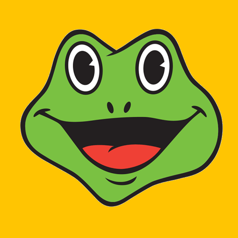 98FROG logo
