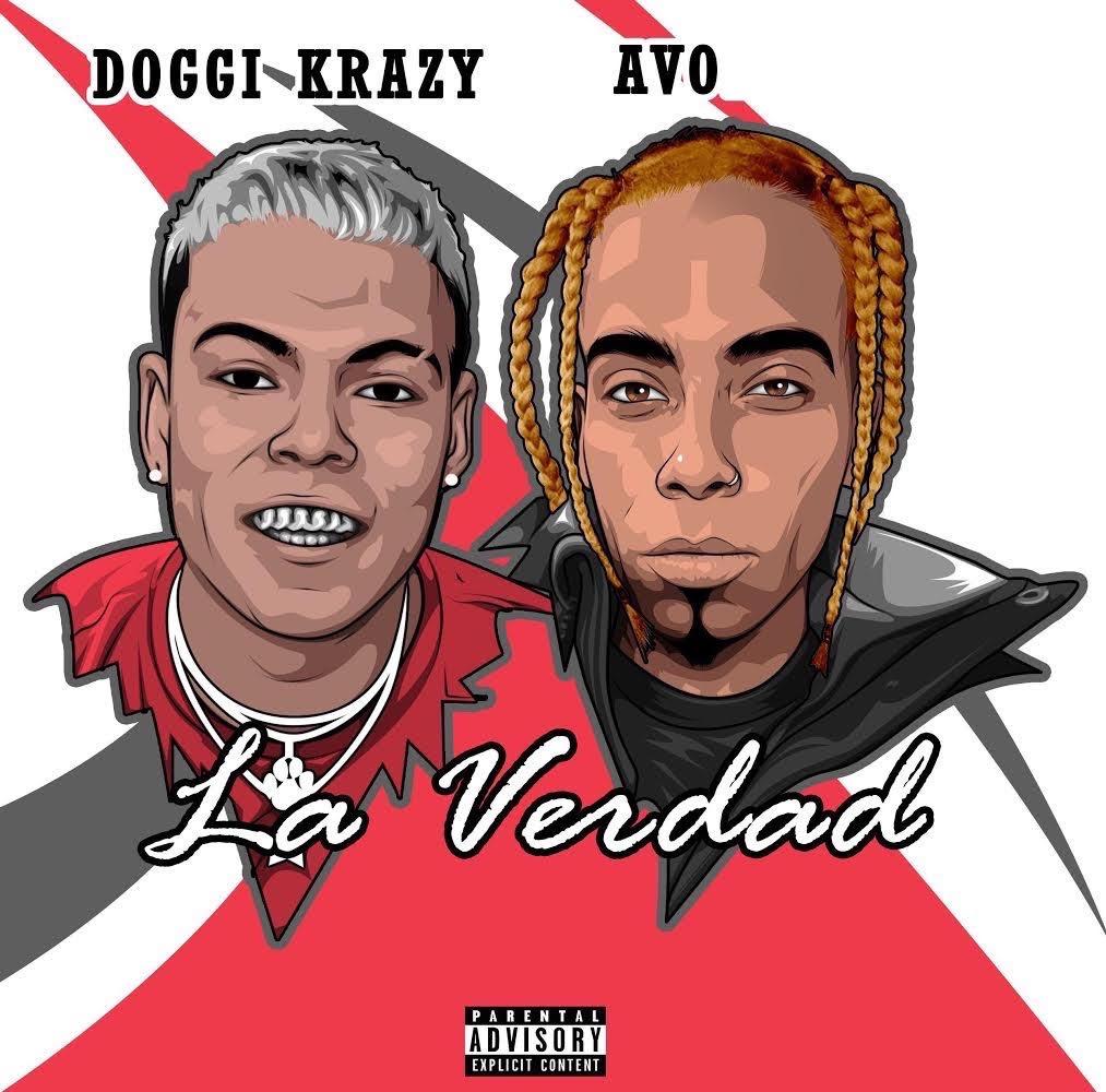 Art for La Verdad by Doggi Krazy FT AVO