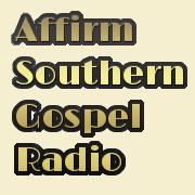 SOUTHERN GOSPEL ! AFFIRM SOUTHERN GOSPEL logo
