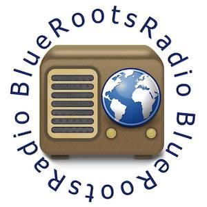 BlueRootsRadio logo