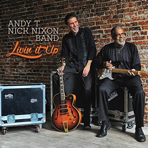 Art for Whatever You Had You Ain't Got It No More by Andy T Nick Nixon Band