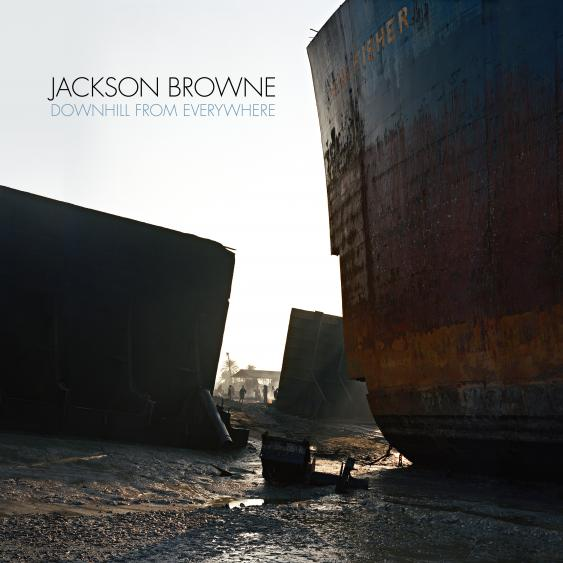 Art for My Cleveland Heart by Jackson Browne