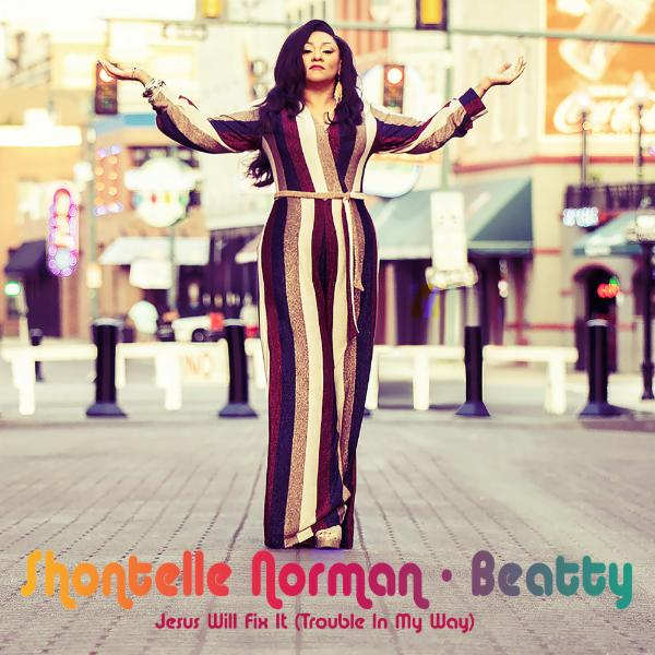 Art for Jesus Will Fix It (Trouble In My Way) by Shontelle Norman-Beatty