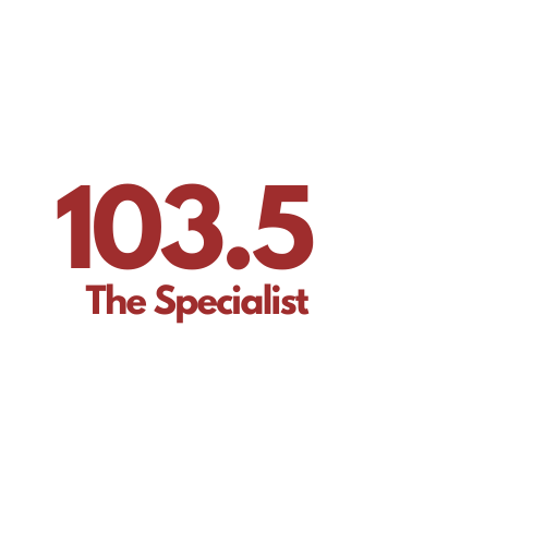 103.5 The Specialist  logo
