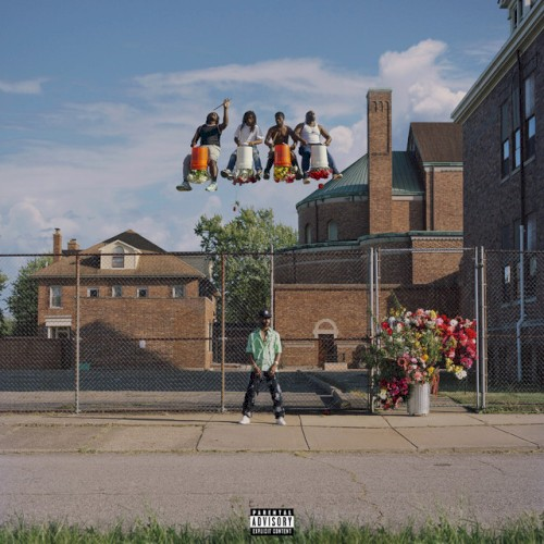 Art for Respect It by Big Sean feat. Young Thug and Hit-Boy