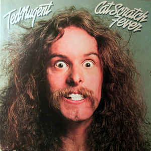 Art for Cat Scratch Fever by Ted Nugent