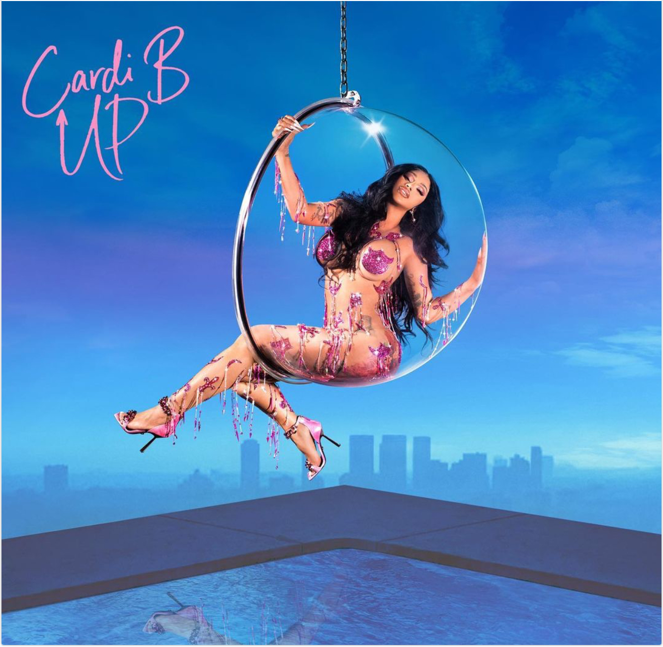 Art for Up by Cardi B
