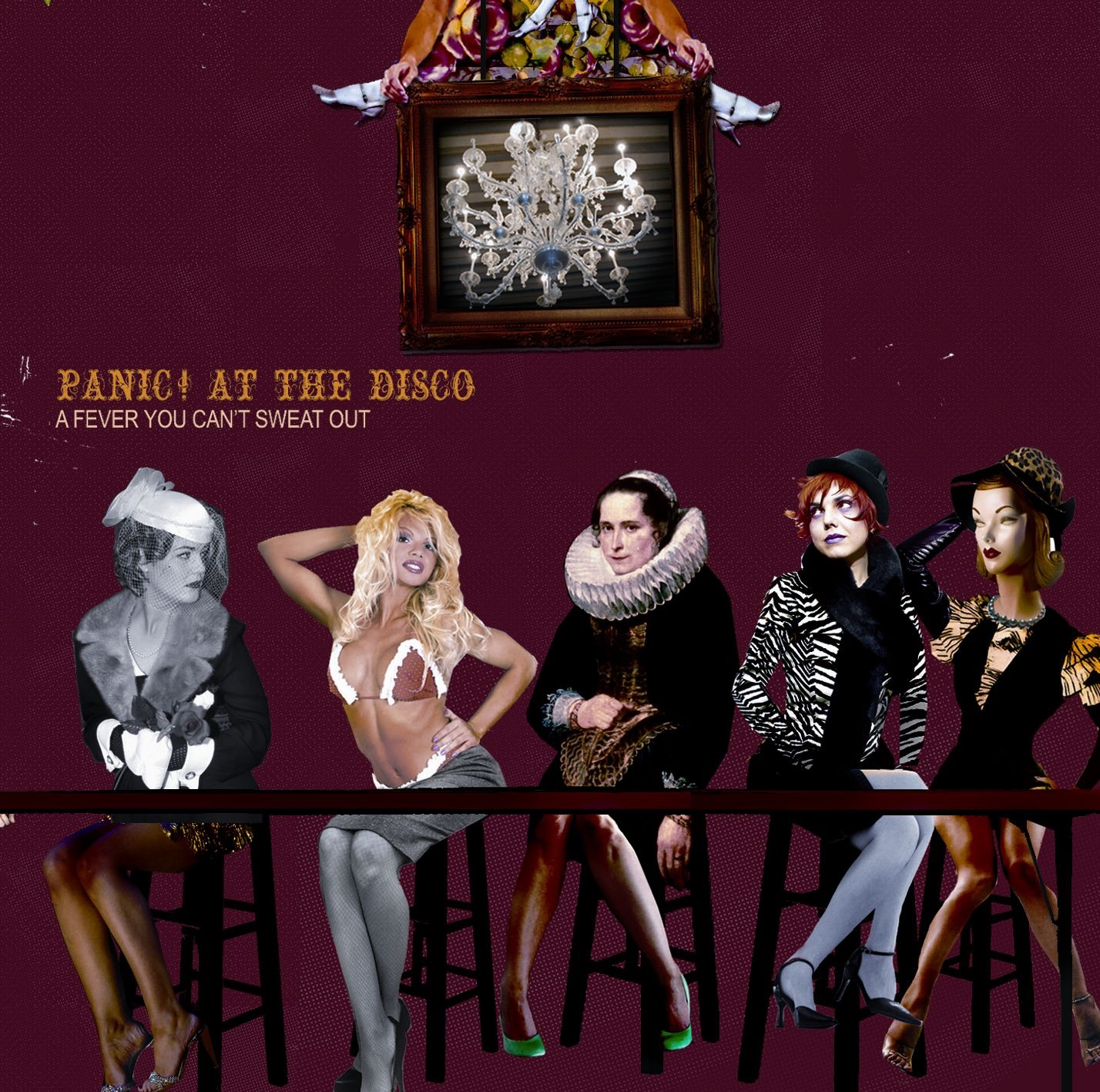 Art for I Write Sins Not Tragedies by Panic! At the Disco