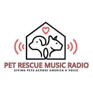 Pet Rescue Radio logo