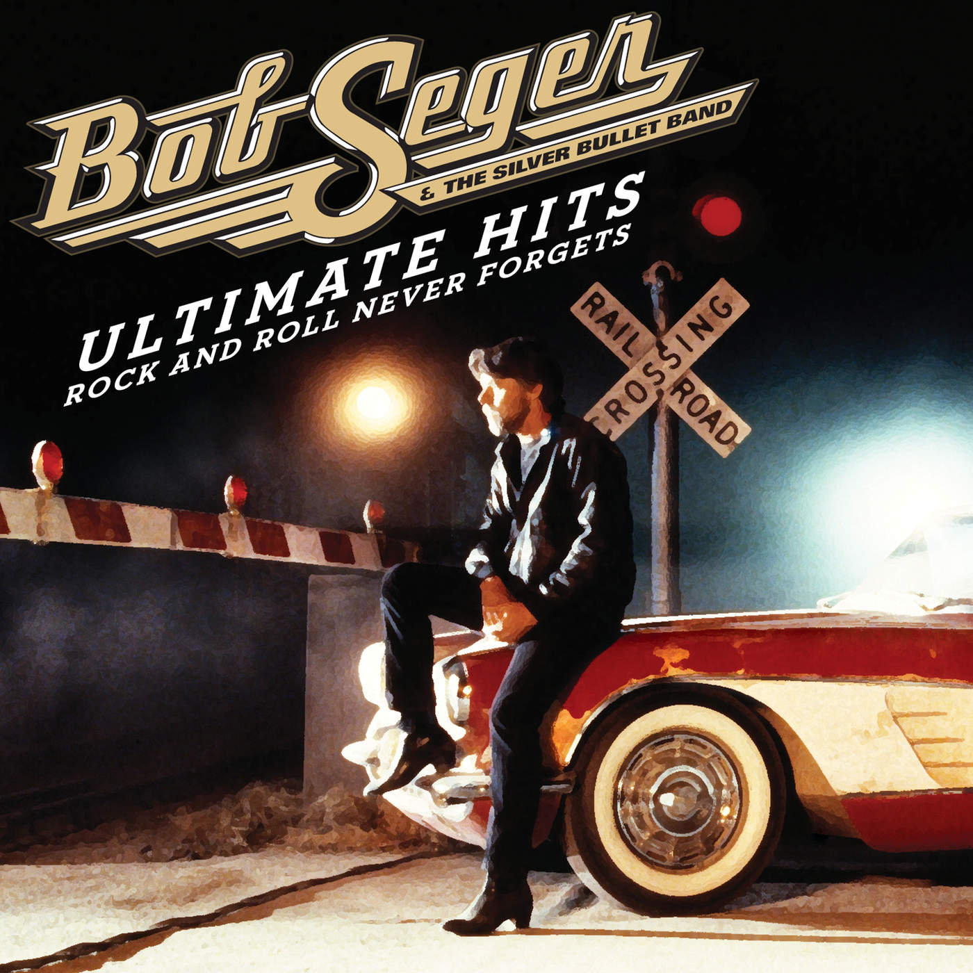 Art for Shakedown by Bob Seger & The Silver Bullet Band