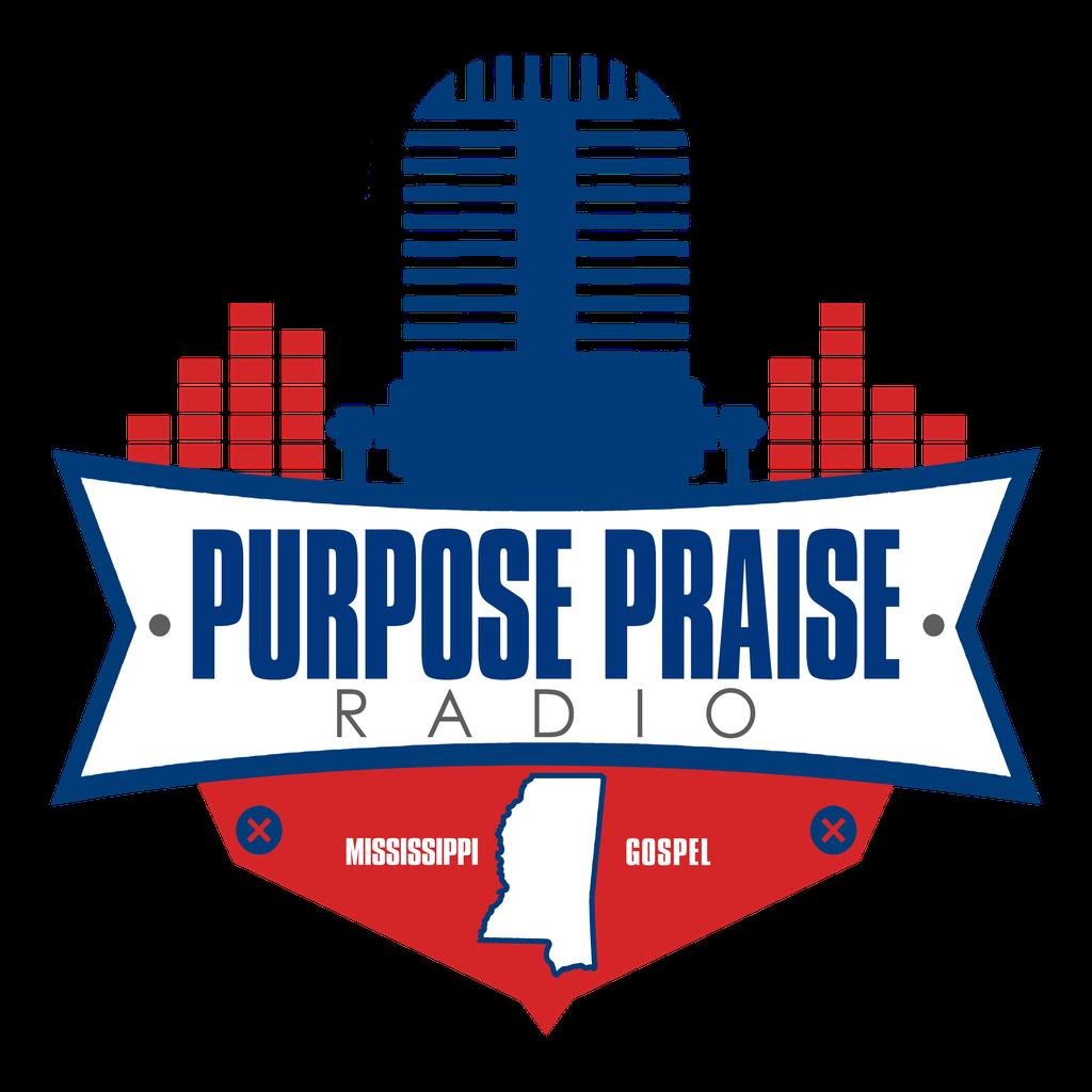 Purpose Praise Radio logo