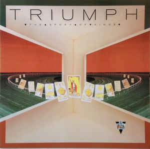 Art for SOMEBODY'S OUT THERE by TRIUMPH