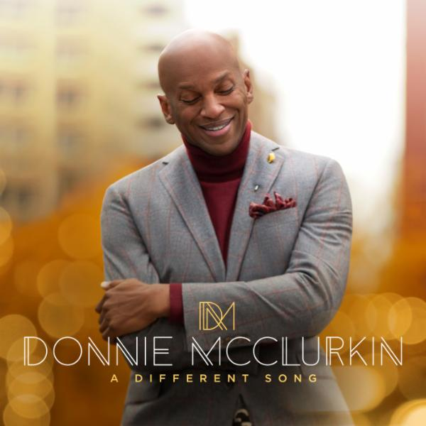 Art for Pour My Praise on You by Donnie McClurkin