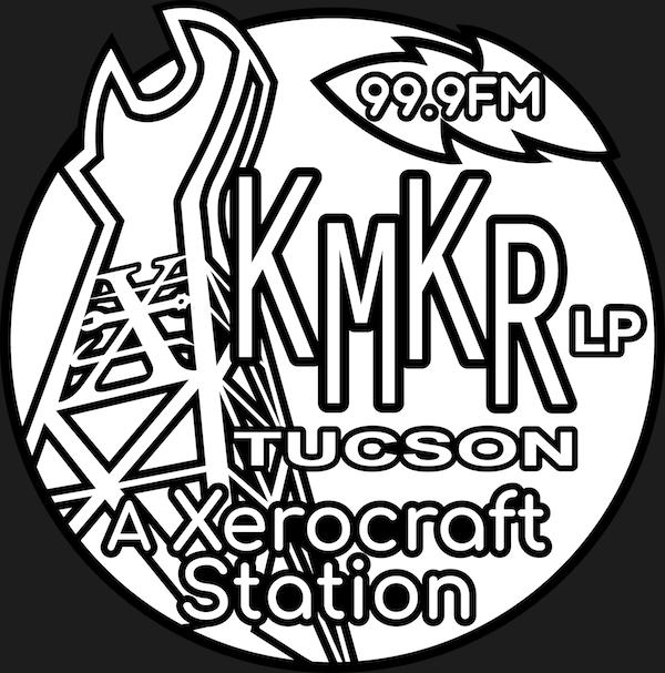 KMKR-LP 99.9FM Tucson logo
