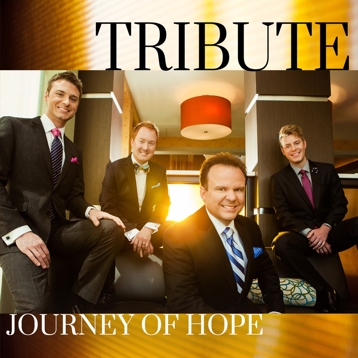 Art for I Will Rise by Tribute Quartet