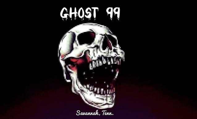 Ghost 99 Pirate Radio.  logo