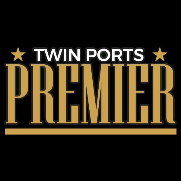 Twin Ports Premier Online Radio logo