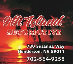 Art for 9th Island Automotive by Pipeline 2 Paradise Radio