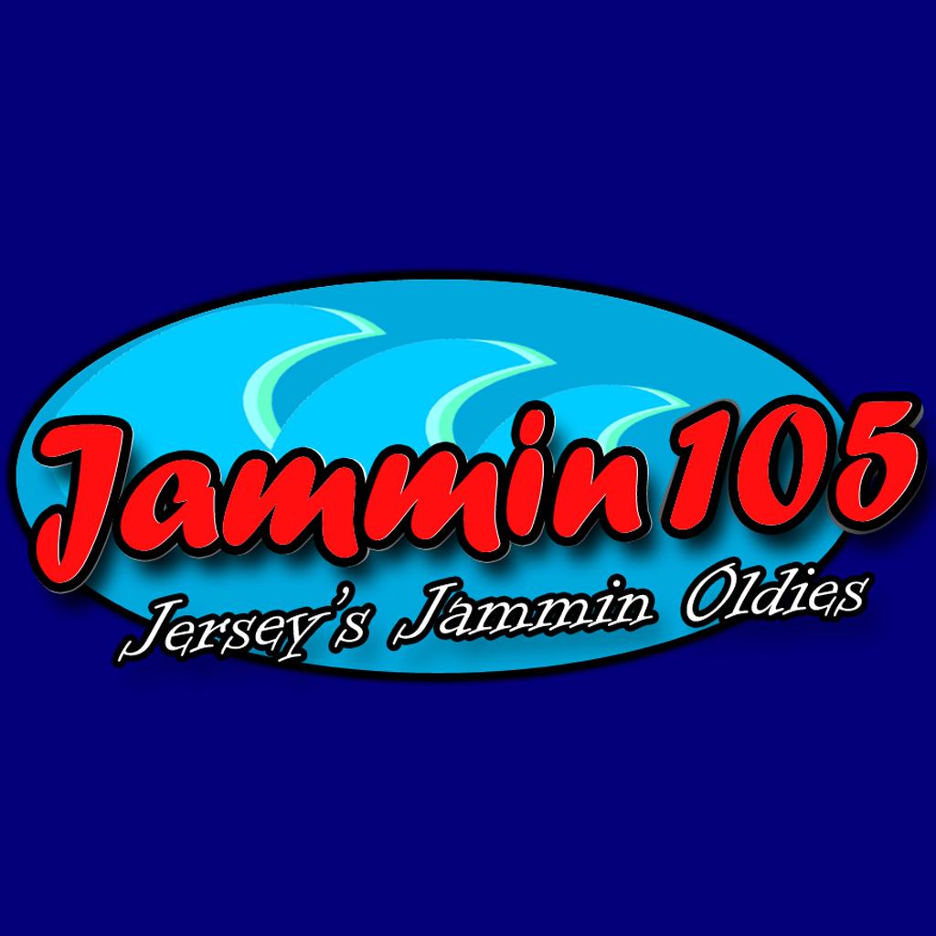 Jammin 105 logo