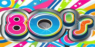 Awesome 80s logo