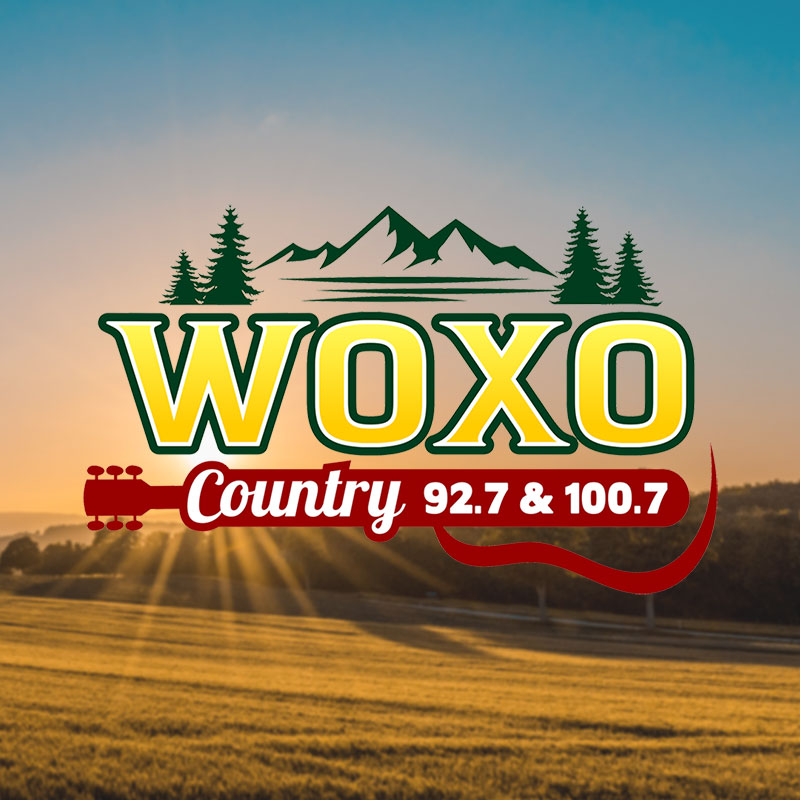 WOXO - Maine's Real Country! logo