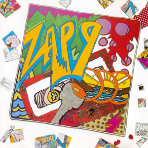 Art for Be Alright by Zapp