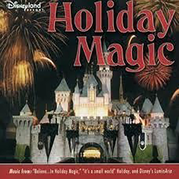 Art for Believe In Holiday Magic by Various